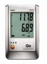 เครื่องวัดและบันทึกค่าอุณหภูมิ testo 176-T2