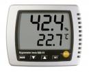 เครื่องวัดอุณหภูมิและความชื้นสัมพัทธ์แบบติดผนัง รุ่น testo 608-H1/H2