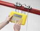 เครื่องวัดอัตราการไหลของของเหลวในท่อ รุ่น Portaflow 330
